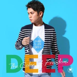 (取り寄せ)DEEP【ディープ】3D Border カラーレス ジャケット/全2色