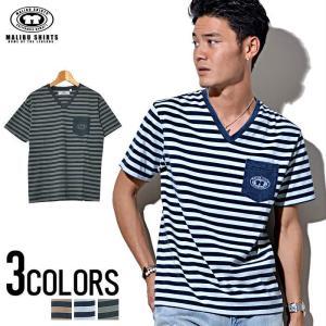 半袖Tシャツ メンズ ボーダー