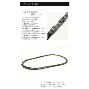 磁気ネックレス ゲルマニウム チタン 肩こり スポーツ 健康 血行 メンズ 龍デザイン|silverfactory|03