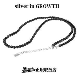 ブラックスピネルネックレス/Artemis Classic/アルテミスクラシック|silveringrowth