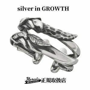 ウリエルWリングイヤカフ/片耳分/ Artemis Classic/アルテミスクラシック (シルバー925製) ace0145|silveringrowth