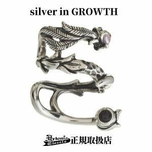 ウリエルトリッキーイヤカフ/片耳分/ Artemis Classic/アルテミスクラシック (シルバー925製) ace0146|silveringrowth