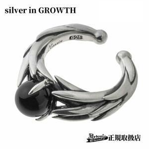 ヘッジホッグイヤーカフ/Artemis Classic/アルテミスクラシック (シルバー925製) ace0175|silveringrowth