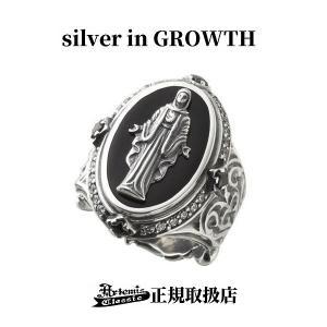 黒衣聖母リング/Artemis Classic/アルテミスクラシック(シルバー925製)|silveringrowth