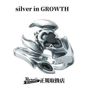 ポイズンスコーピオンリング/Artemis Classic/アルテミスクラシック フリーサイズ (シルバー925製) acr0230|silveringrowth