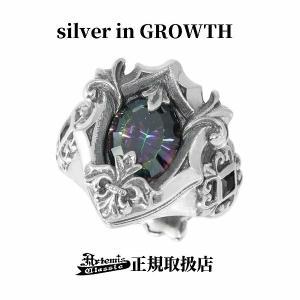 ミスティックシールドリングRD/Artemis Classic/アルテミスクラシック (シルバー925製) acr0245|silveringrowth