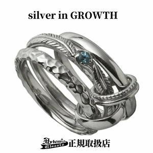 フェザーチェインリング/Artemis Classic/アルテミスクラシック (シルバー925製) acr0270|silveringrowth
