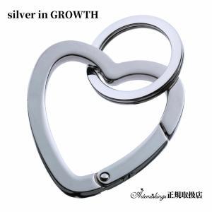 アルテミスキングス ARTEMISKINGS ラージハートカラビナキーリング AKK0004|silveringrowth