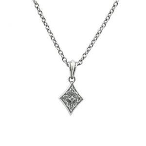 ロイヤルダイヤチャーム/アルテミスキングス/ARTEMIS KINGS  (シルバー925製) akp0079|silveringrowth