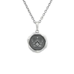 シーリングクラウンチャーム/アルテミスキングス/ARTEMIS KINGS  (シルバー925製) akp0080|silveringrowth