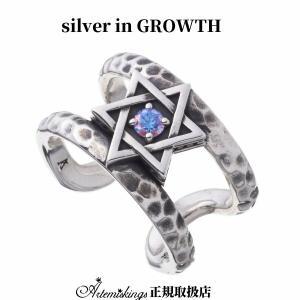 アルテミスキングス ARTEMIS KINGS ヘキサグラムリングBL AKR0043|silveringrowth