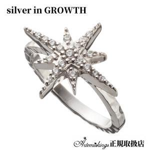 アルテミスキングス ARTEMIS KINGS ノーススターリング(EJコラボ) AKR0046|silveringrowth