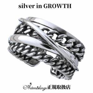 アルテミスキングス ARTEMISKINGS グラデーション喜平リング AKR0053|silveringrowth