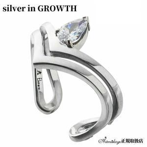 アルテミスキングス ARTEMISKINGS ティアドロップVリングCL(EJコラボ) 指輪 AKR0054 silveringrowth