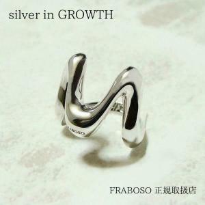 シルバーリング FRABOSO(フラボッソ):イタリア製《Made in Italy》:AN05565RH|silveringrowth