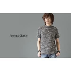 特別価格 S/SショルダーボタンT/Artemis Classic/アルテミスクラシック|silveringrowth