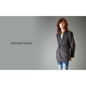 特別価格 2Bダブルジャケットセミロング/Artemis Classic/アルテミスクラシック apjc-5002|silveringrowth