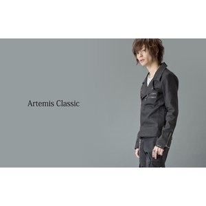 特別価格 デニムダブルライダース/Artemis Classic/アルテミスクラシック|silveringrowth