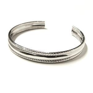 シルバーバングル FRABOSO(フラボッソ):イタリア製《Made in Italy》|silveringrowth