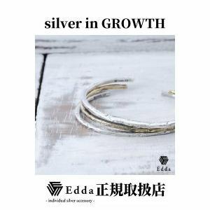 Edda(エッダ) シルバー バングル ブレスレット レディース 3連|silveringrowth