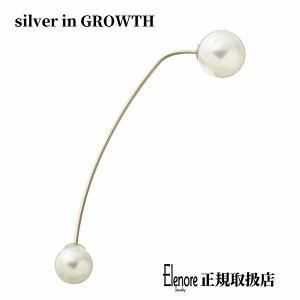 10金2パールピンピアス/片耳分/エレノアジュエリー/Elenore Jewelry|silveringrowth