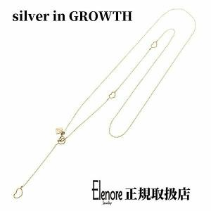 10金ハートYネックレス/エレノアジュエリー/Elenore Jewelry|silveringrowth