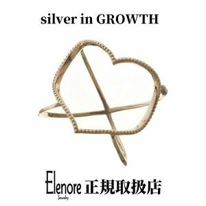 10金オープンハートリング/エレノアジュエリー/Elenore Jewelry|silveringrowth