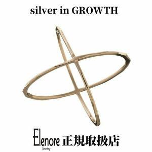 10金Xリング/エレノアジュエリー/Elenore Jewelry|silveringrowth