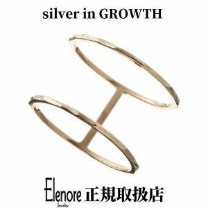 10金ダブルリング/エレノアジュエリー/Elenore Jewelry|silveringrowth