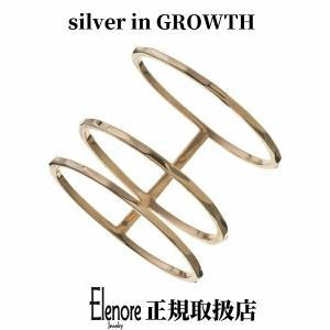 10金トリプルリング/エレノアジュエリー/Elenore Jewelry|silveringrowth