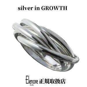 エレノアジュエリー 5連結シルバーリング ELR0009 silveringrowth