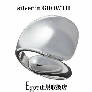 エレノアジュエリー ティアドロップシルバーリング ELR0011 silveringrowth