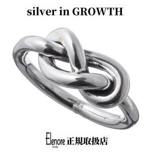 エレノアジュエリー エイトノットシルバーリング ELR0012 silveringrowth