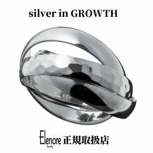 エレノアジュエリー 3連結シルバーリング ELR0014 silveringrowth