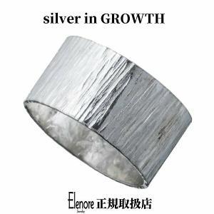 エレノアジュエリー 縦槌目シルバーリング ELR0021 silveringrowth