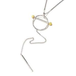 イタリア製 ネックレス silveringrowth