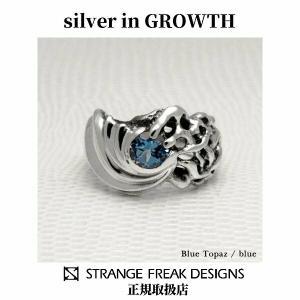 STRANGE FREAK DESIGNS(ストフリ) ビューティフルスレイブ III (シルバー925製) R-006-BT|silveringrowth