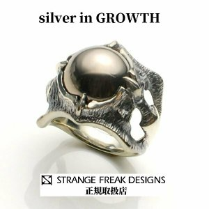 STRANGE FREAK DESIGNS(ストフリ)ラミア(シルバー925製) R-020-PSV|silveringrowth
