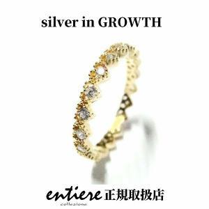 フルエタニティーリング ゴールドコーティング|silveringrowth