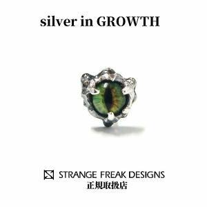 STRANGE FREAK DESIGNS(ストフリ)イーズル ピアス (シルバー925製) SFD-O-061|silveringrowth