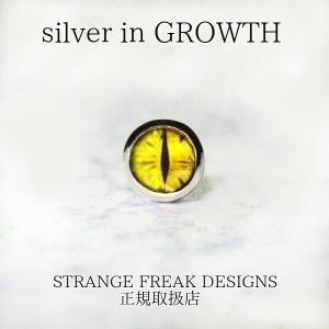 STRANGE FREAK DESIGNS(ストフリ)キューブシックス ピアス (シルバー925製) SFD-O-063-V|silveringrowth