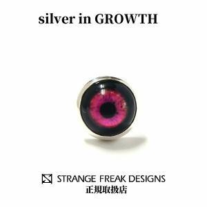 STRANGE FREAK DESIGNS(ストフリ)キューブナイン ピアス (シルバー925製) SFD-O-064-bk|silveringrowth