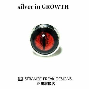 STRANGE FREAK DESIGNS(ストフリ)キューブナイン ピアス (シルバー925製) SFD-O-064-bk-Q|silveringrowth