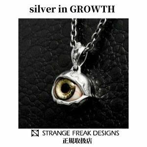 STRANGE FREAK DESIGNS ストフリ ラウネ ペンダント 血管有りモデル|silveringrowth