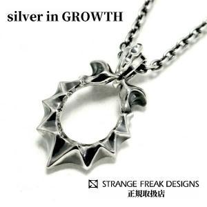 STRANGE FREAK DESIGNS ストレンジフリークデザインス ディレイン ホースシュー ペンダント SFD-P-111|silveringrowth