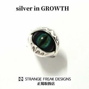 STRANGE FREAK DESIGNS(ストフリ)ラウネ リング (シルバー925製) SFD-R-069 血管無モデル|silveringrowth