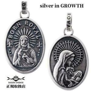 ロイヤルオーダー ROYAL ORDER /MADONNA PENDANT|silveringrowth