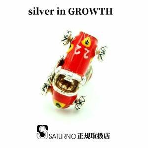 ピンブローチ ラペルピン クラシックカー シルバー925 サツルノ|silveringrowth