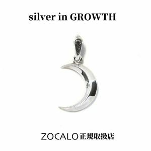 ZOCALO(ソカロ) ペーパー・ムーン・ペンダント 12月 ブルートパーズ(シルバー925製) ZZPDG-0056BT|silveringrowth