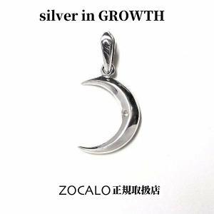 ZOCALO ソカロ ペーパームーンペンダント6月 ブルームーンストーン (シルバー925製) ZZPDG-0056RMS|silveringrowth